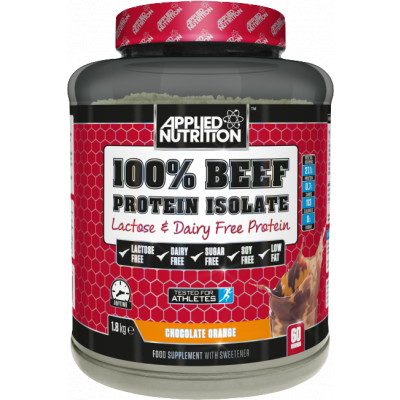 Applied Nutrition 100% Beef Protein Isolate 1800 g