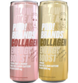 FCB - PRO!BRANDS Collagen Energy Boost 330 ml
