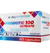 ALLNUTRITION Probiotic 100 Ultimate 60 kaps