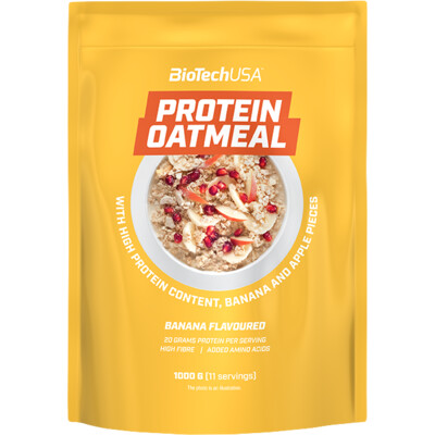 BioTech USA Protein Oatmeal 1000 g