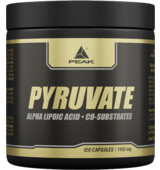 Peak Performance Pyruvate 120 kaps