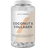 MyProtein MyVitamins Coconut & Collagen 60 kaps
