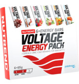 Nutrend Voltage Energy Bar Pack 6x65 g