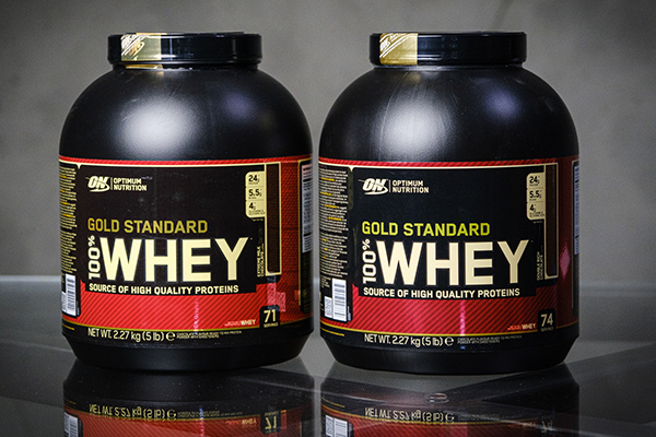 Optimum Nutrition Gold Standard Whey FAKE vs ORIGINAL